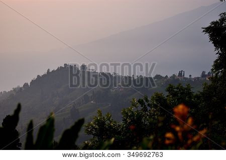 Kalimpong Is A Hill Station In West Bengal, India. It Is A Subdivision Of Darjeeling District, 2.5 H