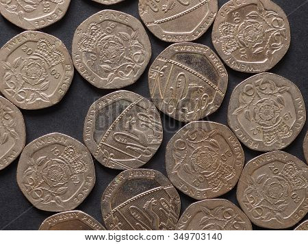 20 Pence Coin, United Kingdom