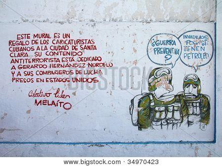 Propaganda de Cuba