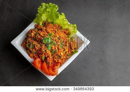 Bulgur Salad Kisir