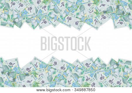 Nicolae Iorga Portrait On Romanian Money 1 Leu 2005 Banknote From Romania Bank