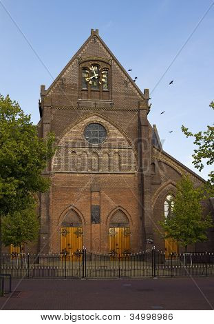 St. Martinus Kerk In Sneek