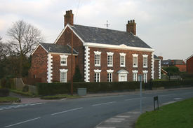 Grand Old English House