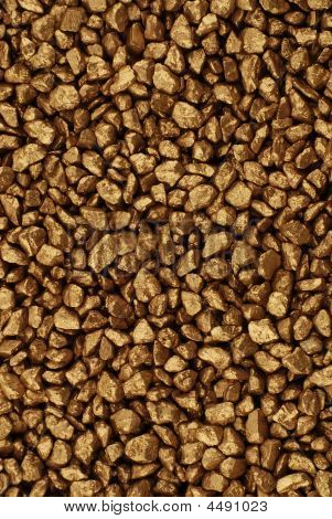 Gold Nugget Background