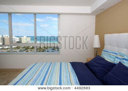 South Beach Bedroom