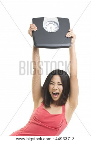 Excited about loosing weight