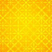 Yellow abstract shining background. This is file of EPS10 format. poster