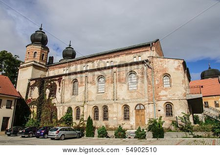 The Status Quo Synagogue In Trnava