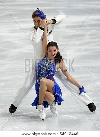 Ksenia Monko / Kirill Khaliavin (rus)