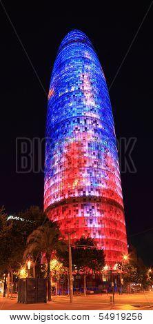 Torre Agbar- Bracelona
