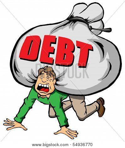 Too Much Debt