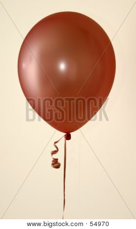 Lonely Red Balloon...