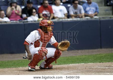 Baseball Catcher