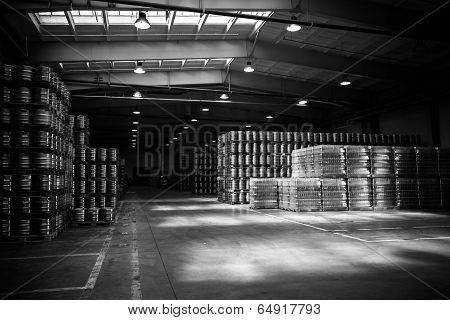 Brewery Warehouse