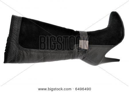 The Black Shoe.