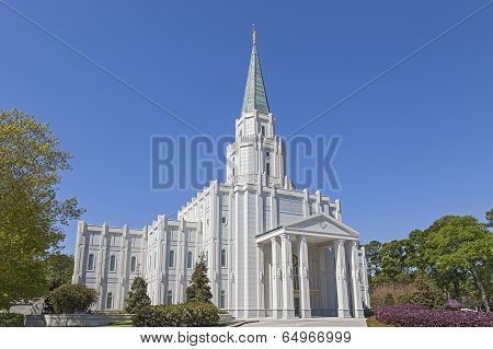 The Houston Texas Temple