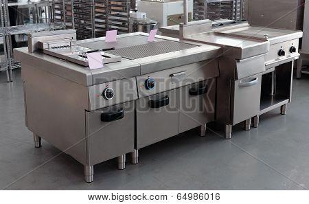 Professional Restaurant Equipment