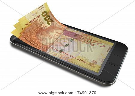 Smartphone Payments With Rands