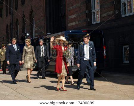 Denmarks Queen Margarethe's 70Th Birthday
