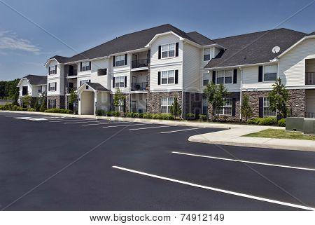 Luxury Apartment Complex