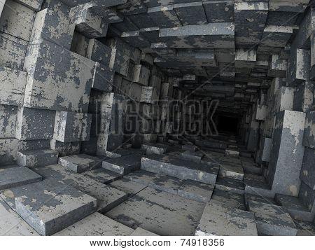 Deep Tunnel
