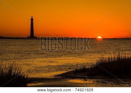 Morris Island Lighthouse 3