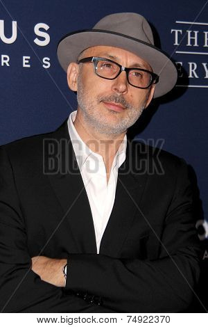 LOS ANGELES - OCT 24:  Benoit Delhomme at the