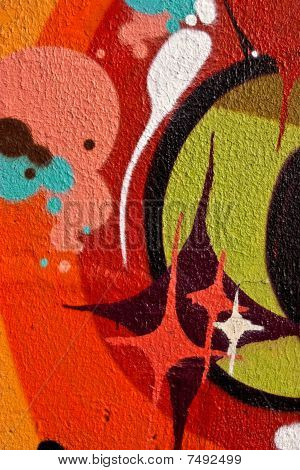 Graffiti Background