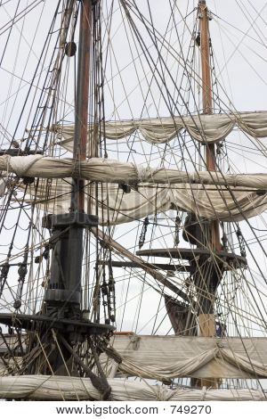 Masts and Sails
