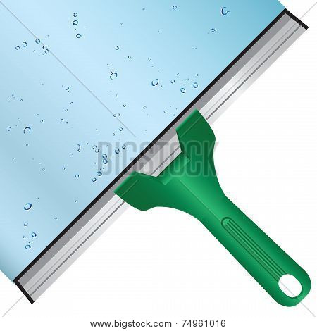 Wash The Window Glass