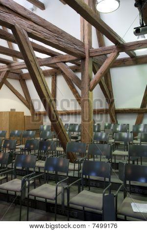 Rehearsal Hall Of Choir