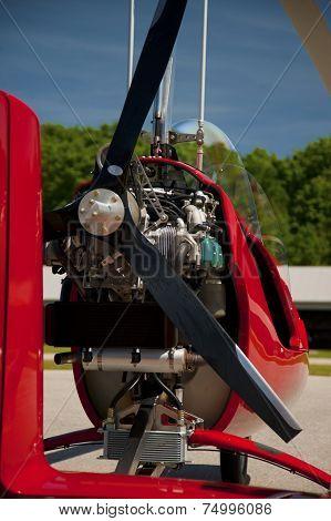 Autogyro Powerplant