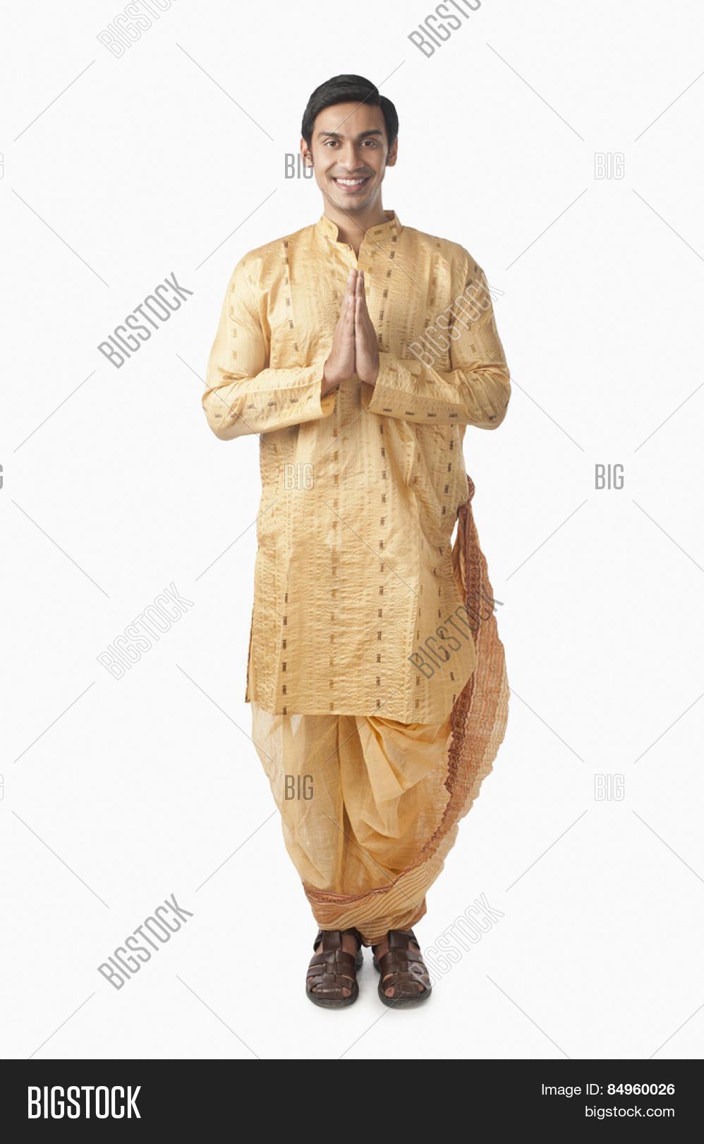 Bengali Man Standing Image & Photo (Free Trial) | Bigstock