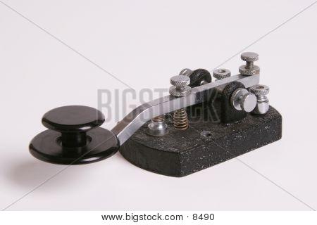 Morse Code Straight Key