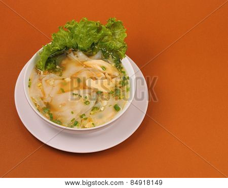 glass noodle soup