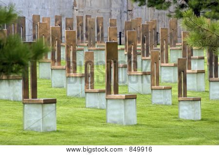 Memorial to the Oklahoma City
