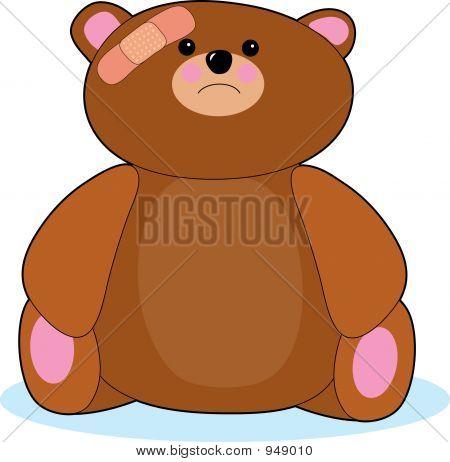 Child Abuse Teddy