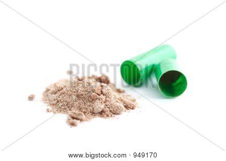 Grüne Pille