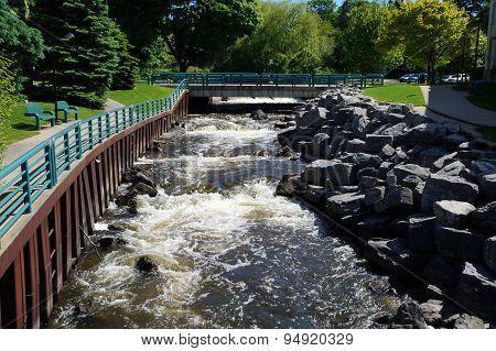 Bear River Rapids