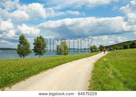 Brombachsee Bikeway