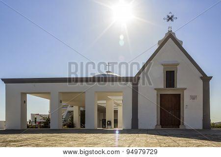 Chapel Of The Santuario De Nossa Senhora Da Piedade (sanctuary Of The Sovereign Mother), Loule