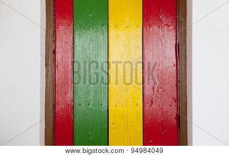 Reggae Bright Colors