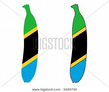 Banana From Tansania