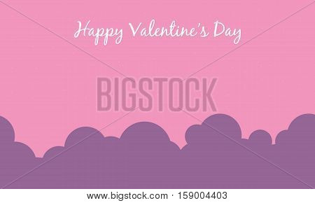 Background valentine day collection stock vector illustration