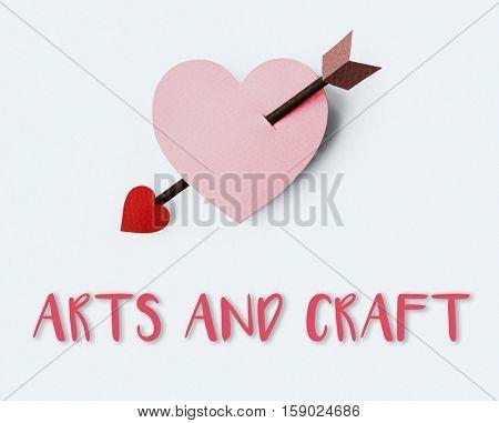Proposal Passion Fondness Endearment Cupid Concept