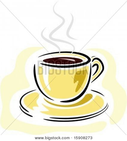 Coffee-cup.Vector illustration