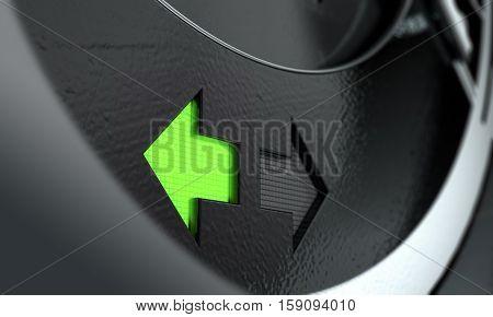 Indicator Dashboard Lights