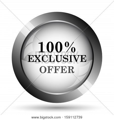100% Exclusive Offer Icon