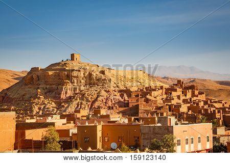 Village Of Ait Ben Haddou
