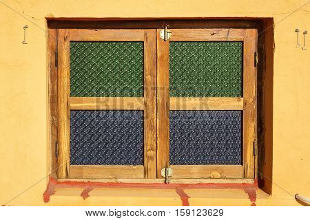 Window Of Kasbah Valentine